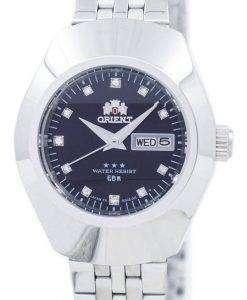 동양 자동 일본 다이아몬드 악센트 SNQ22002B8 여자의 시계를 만든