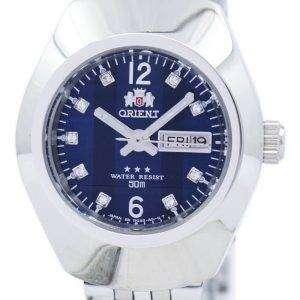 동양 자동 일본 다이아몬드 악센트 SNQ22004D8 여자의 시계를 만든