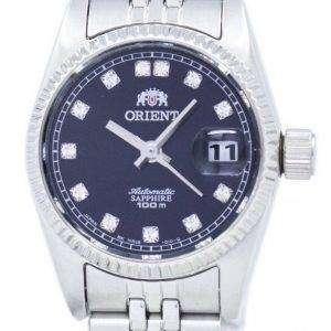 동양 자동 일본 다이아몬드 악센트 SNR16003B 여자의 시계를 만든