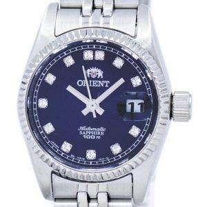 동양 자동 일본 다이아몬드 악센트 SNR16003D 여자의 시계를 만든