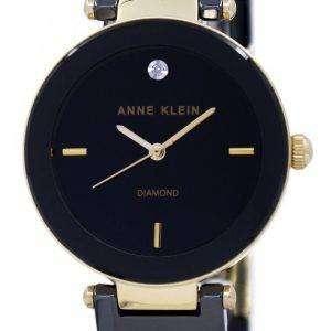 앤 클라인 석 영 1018BKBK 여자의 시계