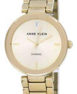 앤 클라인 석 영 1362CHGB 여자의 시계