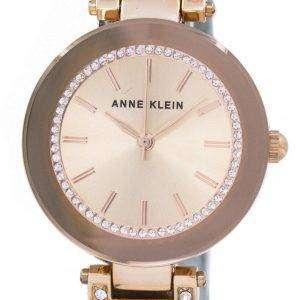 앤 클라인 쿼 츠와로 브 스키 크리스탈 1906RGRG 여자의 시계