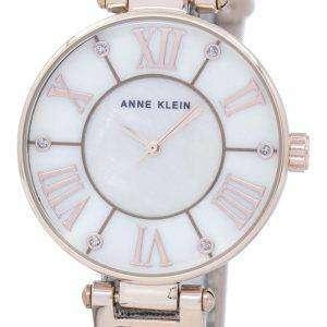 앤 클라인 쿼 츠 다이아몬드 악센트 9918RGLP 여자 시계