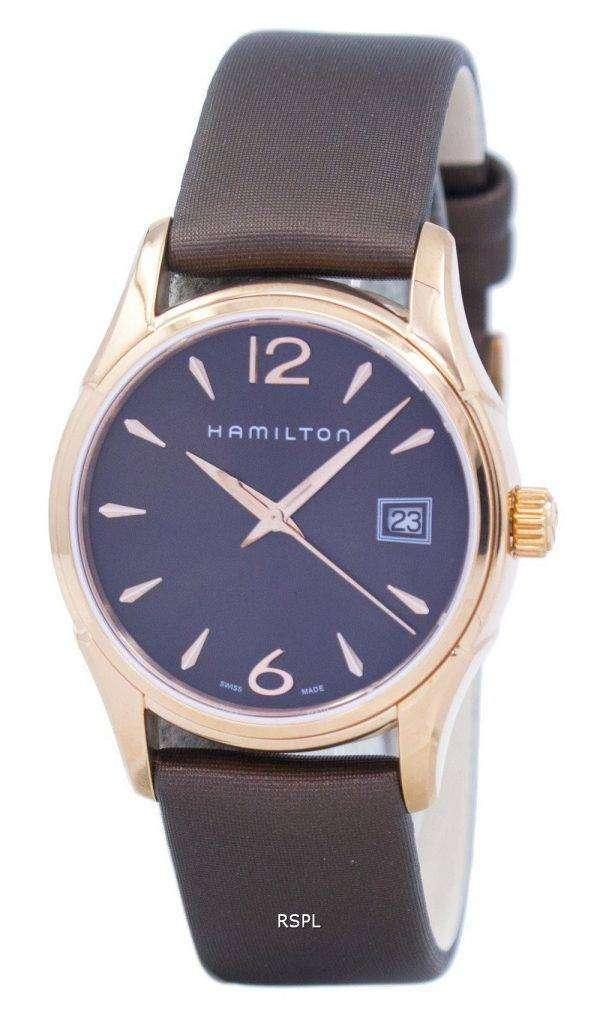 해밀턴 Jazzmaster 석 영 H32341975 여자의 시계