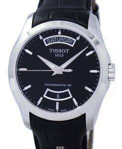 Tissot Couturier Powermatic 80 T035.407.16.051.02 T0354071605102 남자의 시계
