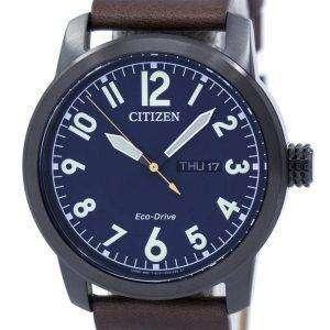 시민 챈들러 에코 드라이브 아날로그 BM8478-01 L 남자의 시계