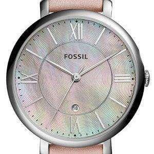 화석 재클린 석 영 ES4151 여자의 시계