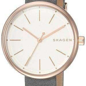 스 카 겐 Signatur 아날로그 석 영 SKW2644 여자의 시계