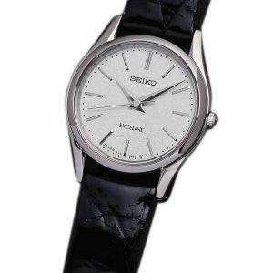 세이 코 Exceline 디 아-방패 높은 정확도 석 영 일본 만든 SWDL209 여자의 시계