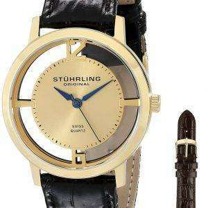 Stuhrling 원래 윈체스터 대성당 석 영 388G 2입니다. SET.02 남자의 시계
