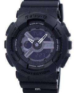 건반 베이비-G 세계 시간 바-110BC-1A 여자 시계