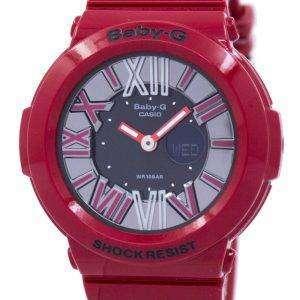 건반 베이비-G 아날로그 디지털 BGA-160-4BDR 여자 시계