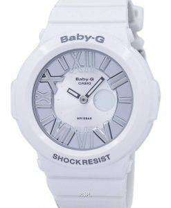 건반 베이비-G 아나 디지 네온 조명 기 BGA-160-7B1 여자 시계