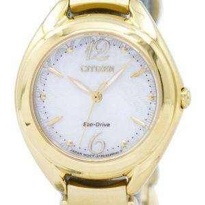 시민 에코 드라이브 FE2072-54A 여자의 시계