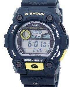 건반의 g 조-충격 G-7900-2D G7900 구조 스포츠 Mens 시계