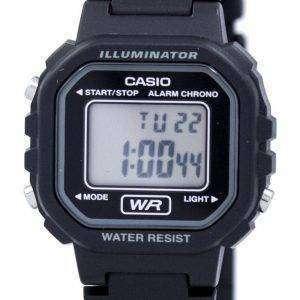 카시오 청소년 조명 기 크로 노 알람 디지털 라-20WH-1B LA20WH-1B 여자 시계
