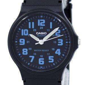 Casio 클래식 아날로그 쿼 츠 MQ-71-2B MQ71-2B 남녀 시계