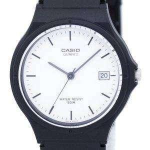 카시오 아날로그 쿼 츠 MW-59-7E MW59-7E 남녀 시계