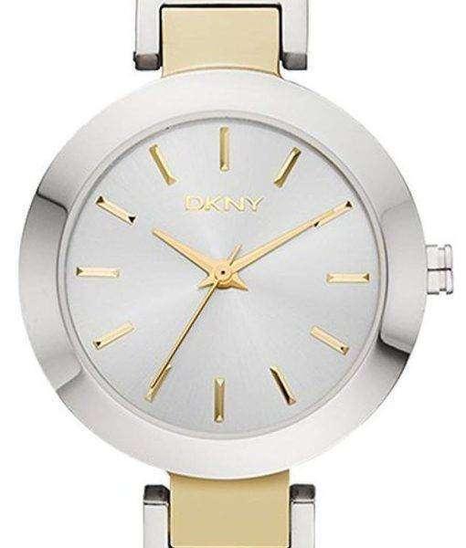 DKNY Stanhope 석 영 뉴욕-2401 여자의 시계