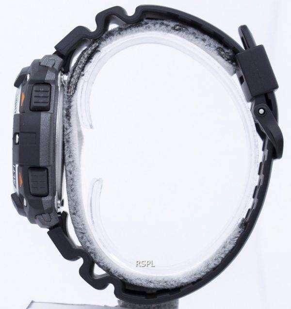 건반 Protrek 스포츠 트윈 센서 SGW-300 H-1AVDR SGW-300 H-1A Mens 시계