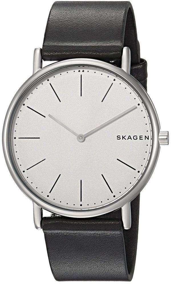 스 카 겐 Signatur 석 영 SKW6353 남자의 시계
