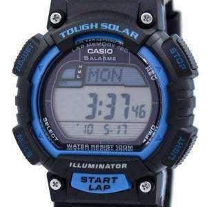 카시오 조명 기 힘든 태양 디지털 STL-S100H-2AV STLS100H-2AV 남자의 시계