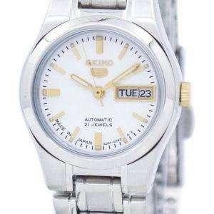 세이 코 5 자동 일본 만든 SYMH17 SYMH17J1 SYMH17J 여자의 시계