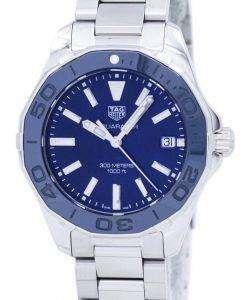 태그 Heuer Aquaracer 쿼 츠 WAY131S BA0748 여자의 시계