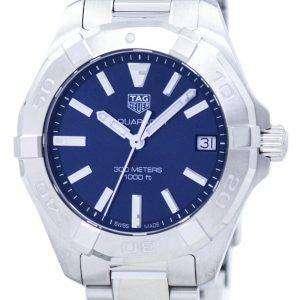 태그 Heuer Aquaracer 쿼 츠 WBD1312 BA0740 여자의 시계