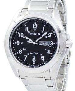 시민 에코 드라이브 AW0050-58E 남자의 시계