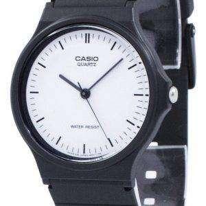 Casio 클래식 아날로그 석 영 MQ-24-7E MQ24-7E 남자의 시계