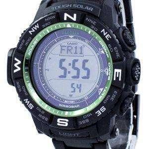 건반 ProTrek 멀티 6 무선 제어 힘든 태양 PRW-3510 FC-1 PRW3510FC-1 남자의 시계