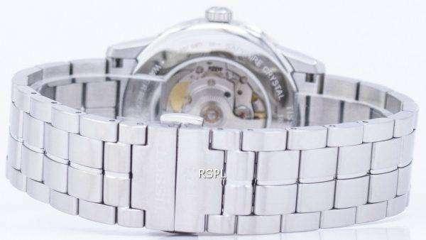 Tissot T-클래식 럭셔리 Powermatic 80 자동 T086.407.11.031.00 T0864071103100 남자 시계