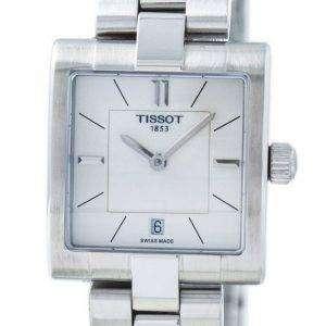 Tissot T-레이디 T02 석 영 T090.310.11.111.01 T0903101111101 여자 시계