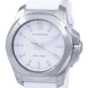 토끼 I.N.O.X. V 스위스 육군 석 영 241769 여자의 시계