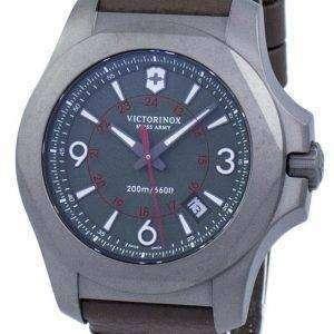 토끼 I.N.O.X. 티타늄 스위스 육군 석 영 241779 남자의 시계