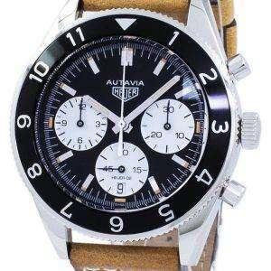 태그 호이어 Autavia 유산 크로 노 그래프 자동 CBE2110입니다. FC8226 남자의 시계