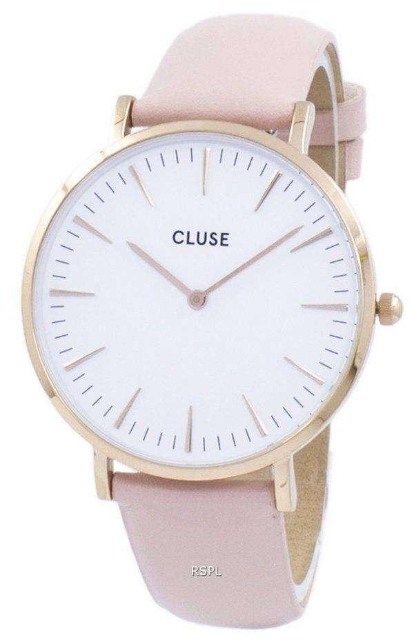 Cluse 라 보엠 석 영 CL18014 여자의 시계