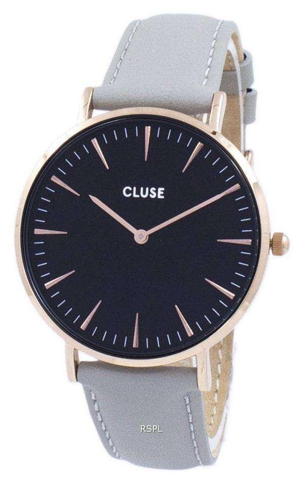 Cluse 라 보엠 석 영 CL18018 여자의 시계