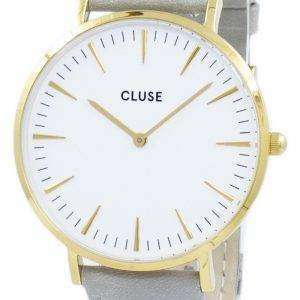 Cluse 라 보엠 석 영 CL18414 여자의 시계