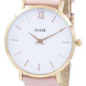 Cluse Minuit 석 영 CL30001 여자의 시계
