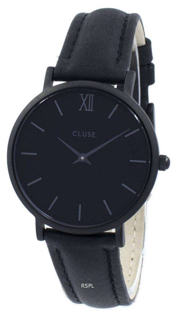Cluse Minuit 석 영 CL30008 여자의 시계