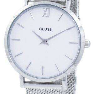 Cluse Minuit 석 영 CL30009 여자의 시계