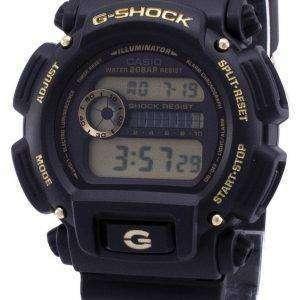 카시오 조명 기의 g 조-충격 크로 노 그래프 디지털 DW-9052GBX-1A9 DW9052GBX1A9 남자의 시계