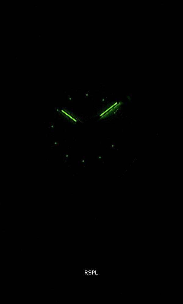동양 3 스타 크리스탈 자동 FAB00009W9 남자의 시계