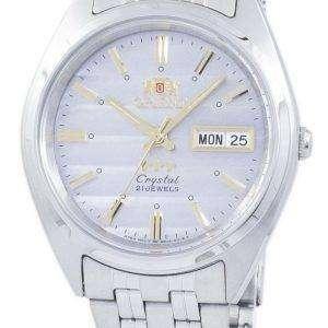동양 3 스타 크리스탈 자동 FAB0000DK9 남자의 시계