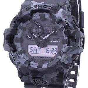 카시오 조명 기의 g 조-충격 충격 방지 아날로그 디지털 조지아-700 CM-8A GA700CM8A 남자의 시계