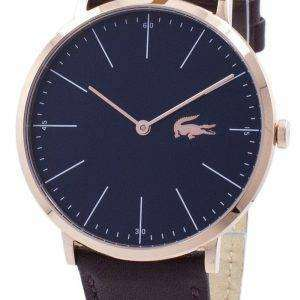 라 코스 테 달 아날로그 석 영 2010871 남자의 시계