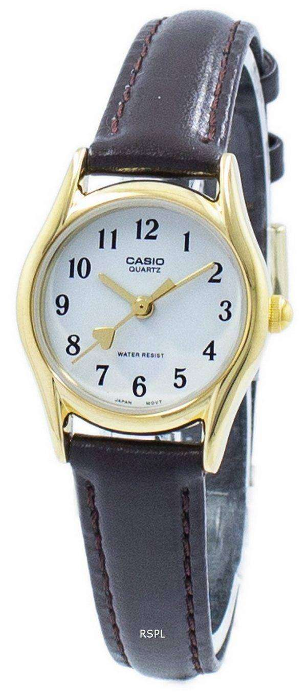 Casio 클래식 아날로그 석 영 LTP-1094Q-7B5 LTP1094Q-7B5 여자의 시계